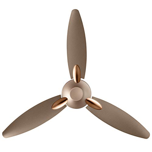 Usha Bloom Daffodil Goodbye Dust Ceiling Fan 1250mm, Sparkle...