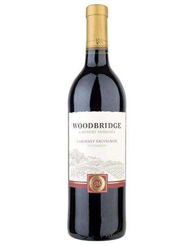 Robert Mondavi Woodbridge Cabernet Sauvignon trocken 2018 (1 x 0,75 L Flaschen)