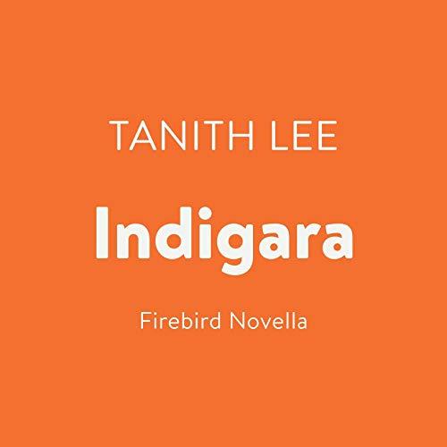 Indigara audiobook cover art