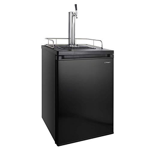 Price comparison product image Kegco Kegerator Beer Keg Refrigerator - Single Faucet - D System