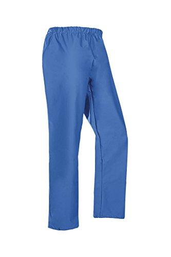 Baleno Rotterdam Pantalon de Pluie Homme, Bleu Royale, FR : S (Taille Fabricant : S)
