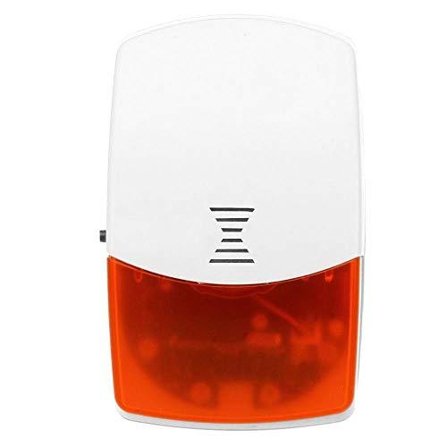 Sirena da Interni per Antifurto Wireless 868 MHz HDL001