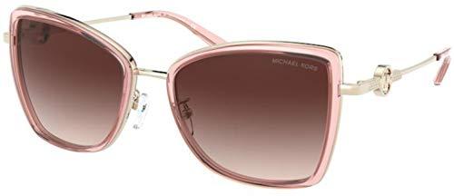 Michael Kors Sonnenbrille CORSICA (MK1067B) Dorado La Luz De Oro 55