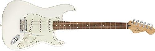 Fender エレキギター Player Stratocaster®, Pau Ferro fingerboard, Polar White