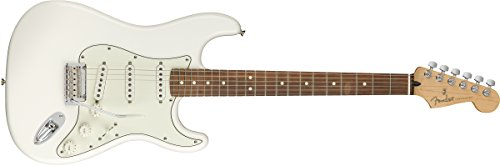 Fender Player Stratocaster Electric Guitar - Pau Ferro Fingerboard - Polar White