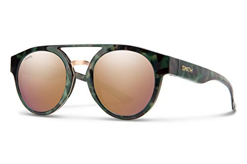 Smith Optics Range Gafas de sol, Multicolor (Havgreen), 50 para Mujer