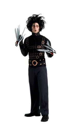 Express Fancy Dress - Disfraz de Eduardo Manos tijeras para hombre, talla UK 38 (888476STD)