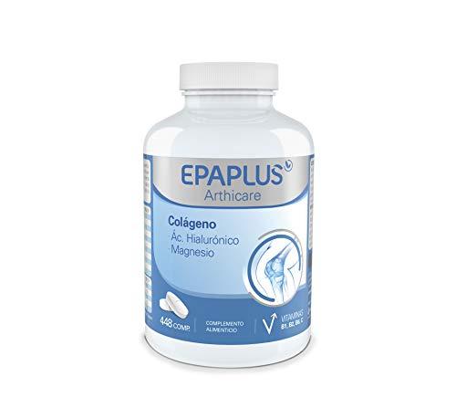 Epaplus Articulaciones Colágeno + Ácido Hialurónico + Magnesio 448 Comprimidos