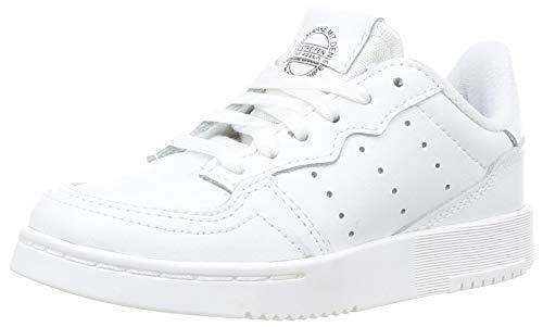 adidas SUPERCOURT C, Zapatillas Deportivas, FTWR White FTWR White Core Black, 35 EU 🔥