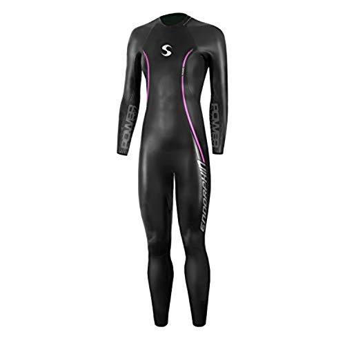 Triathlon Wetsuit 5/3mm – Women's Endorphin Full Sleeve Smoothskin Neoprene by Synergy