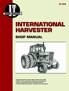 [DIAGRAM_38DE]  Amazon.com: Farmall 656 Tractor Service Manual (IT Shop): Home Improvement | Wiring Diagram For 656 Tractor |  | Amazon.com