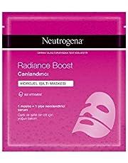 Neutrogena Radiance Boost Canlandırıcı Hidrojel Maske, 30 ml
