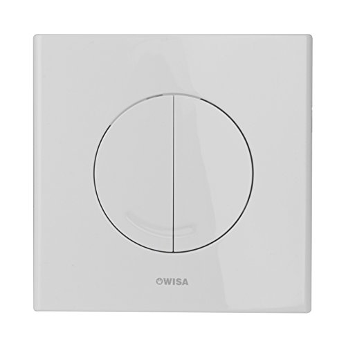 WISA XS Excellent WC Bedienungsplatte Argos DF weiß