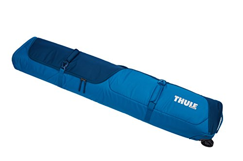 Thule RoundTrip Ski Roller Bag, Poseidon, 192cm