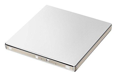 Drive Externo Slim Usb Gravador/leitor Cd E Dvd com case portátil para note (novo)