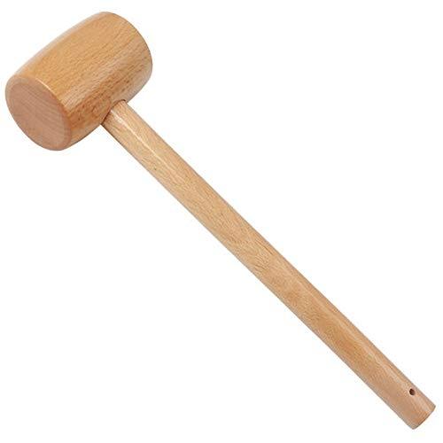 LJSF Martillo Pequeño Martillo de Madera Maleta Martillo múltiple DIY Martillo Manual Hammer Hammer Hammer Carpenter Herramienta de instalación Herramienta de Martillo Robusta y fácil de Usar