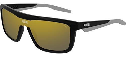 Puma Pu0248s, Gafas De Sol Hombre, Black (005)