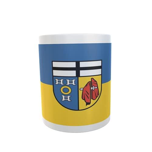 U24 Tasse Kaffeebecher Mug Cup Flagge Kaarst