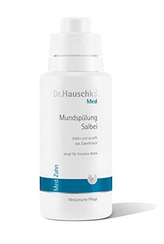 Dr. Hauschka Mundspülung Salbei unisex, stärkt und strafft das Zahnfleisch 300 ml, 1er Pack (1 x 24 g)