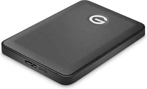 G-Technology G-Drive Mobile USB-C Hard Drive 1TB (Black)