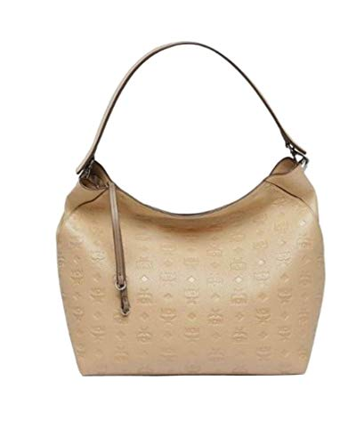 Made of Leather; Single top handle; Zip-top closure; Single detachable, adjustable shoulder strap 1 slip pocket with magnetic button closure; Interior features 2 slip pockets, 1 zip pocket Measurements: Length: 12; Height: 10; Depth: 5.5; Width: 12; ...