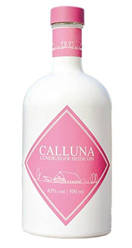 Calluna Gin - Heinz Eggert - Lüneburger Heide - 0,5 Ltr.