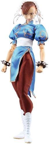 estilo clásico Real Action Hero Street Fighter Fighter Fighter Chun-Li Limited Edition Figure  diseño simple y generoso
