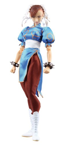Real Action Hero Street Fighter Chun-Li Limited Edition Figure