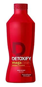 mega clean cleansing drink