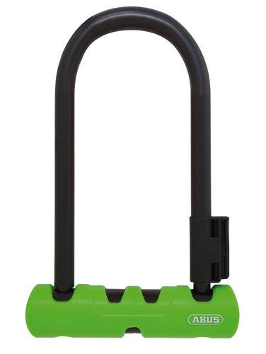 ABUS AB34595 410/150HB180 SH34 Ultra Mini Vorhängeschloss, grün, HB180