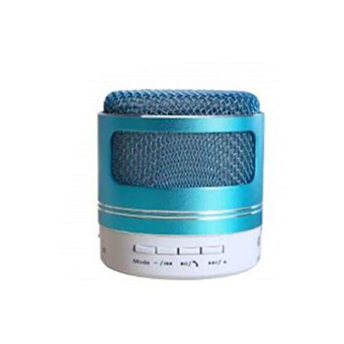 Mini Bluetooth luidspreker aluminiumlegering kaart mobiele microfoon en audio ondersteunt muziek afspelen op harde schijven TF-kaarten