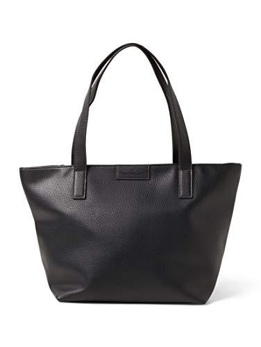TOM TAILOR Damen Taschen & Geldbörsen Shopper Miri schwarz/black,OneSize