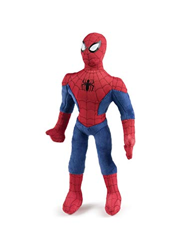Grandi Giochi- Peluche Spiderman, 25 cm, GG01271