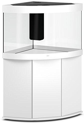 Juwel Aquarium 16451 Trigon 190 LED, mit Unterschrank SBX, weiß