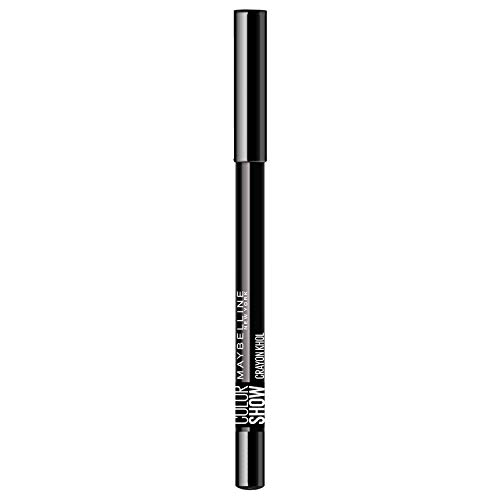 Maybelline New York - Crayon Yeux - Colorshow - Ultra Black (100)