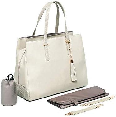 Baby Sense Mom Baby Organizer Bag Large Waterproof Stroller Handbag Purse product image