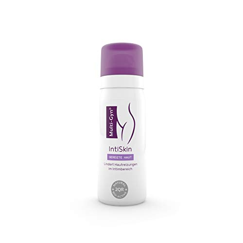Multi-Gyn IntiSkin Mikro-Schutz- und Wohlfühlspray für den Intimbereich Behälter mit 40 ml Inhalt – nur zur äußeren Anwendung