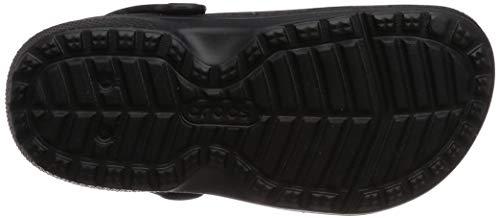 Crocs Unisex Specialist II Vent Clog, Black (Black 001), M3/W4 UK (36-37 EU)