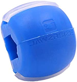 Jawzrsize Jaw, Face, and Neck Exerciser - Define Your Jawline, Slim and Tone Your Face, Look Younger and Healthier - Helps...