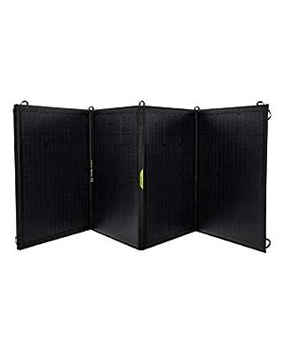 Goal Zero Nomad 200, Foldable Monocrystalline 200 Watt Solar Panel. Portable Solar Panel Charger for Solar Power Bank, Generator. 18-22V 200W Solar Panel. Solar Power Yeti Solar Generator.