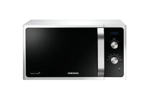Samsung MG23F301TAS Piano di lavoro 23L 800W Argento forno a microonde