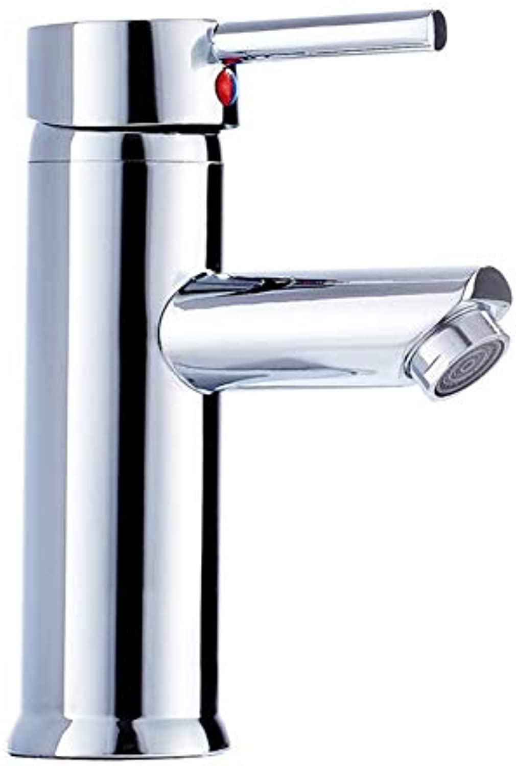 Bathroom Faucet Kitchen Bathroom Basin Sink Water Faucet Single Handle Hot Cold Water Mix Faucets Wash Basin Tap