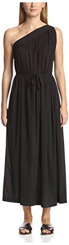 Helmut Lang Women's One-Shoulder Dress, Black, M