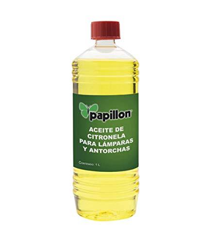 Aceite de citronela para antorchas