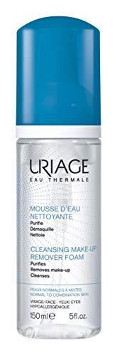 Uriage Eau Thermale Espuma de limpieza maquillaje Remover, 150 ml