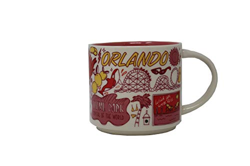 Starbucks Been There Serie Orlando Tasse, 400 ml