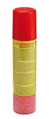 Rothenberger Industrial 35840 Universalgas RoFill Super 100-Brenngas-Kartusche-Butan/Propan Gemisch-100 ml