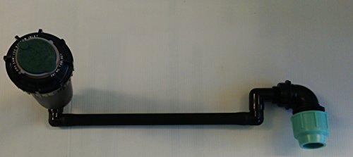 Ensemble d'irrigation 5004-PC Plus - Avec coude tournant, raccord de 25 ou 32 mm et tube en PE Rainbird Bogen: 32 mm