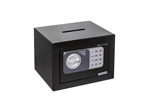 Caja Fuerte de Depósito Pequeña Electrónica Anti Bounce