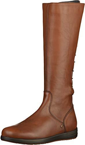 Wolky Comfort Stiefel Vector - 20430 Cognac Leder - 38